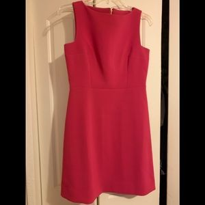 Kate Spade pink work dress